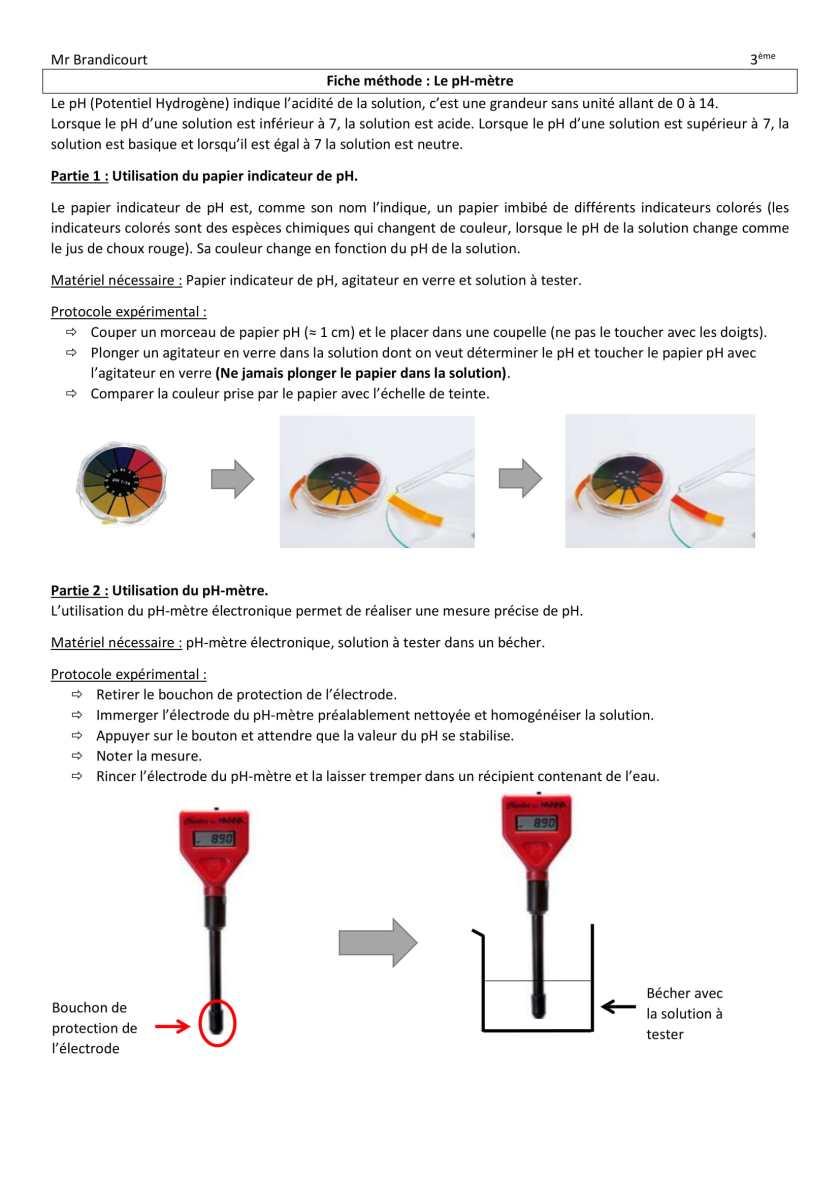 Fiche méthode-Le pH-mètre-1