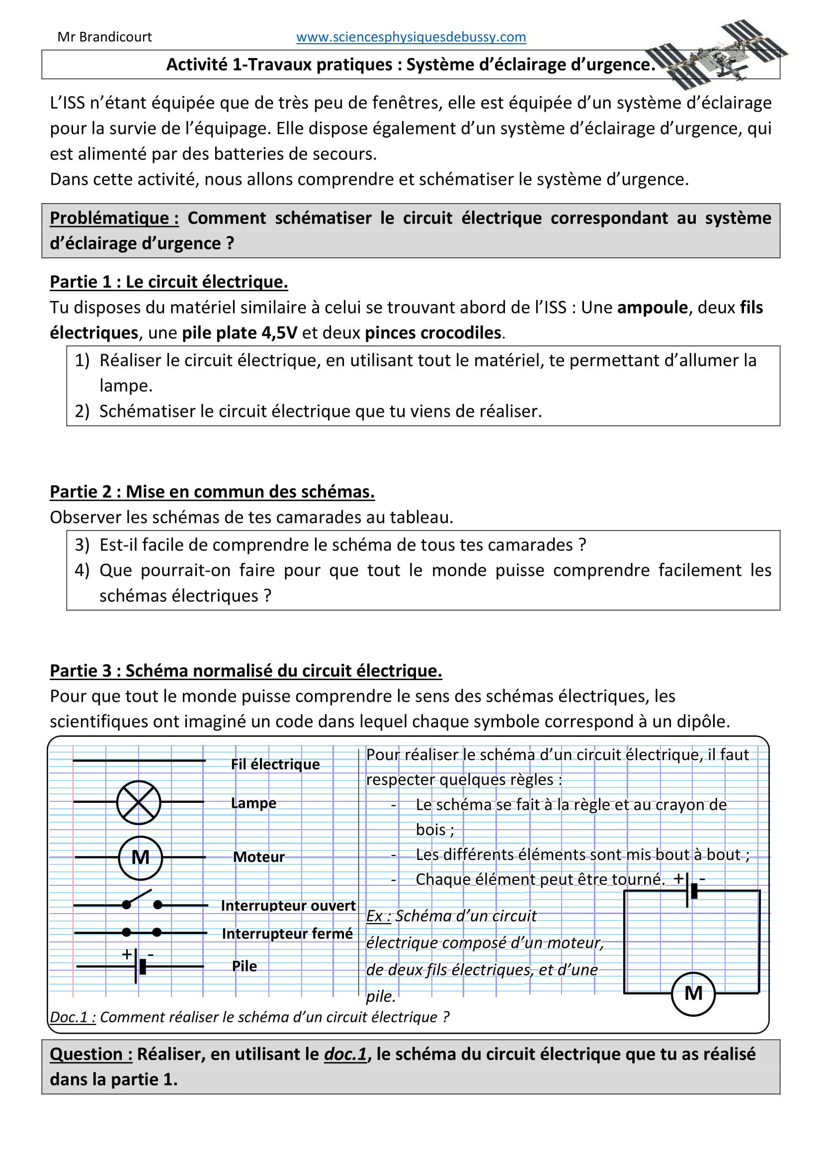 A1-Système d'éclairage d'urgence-1